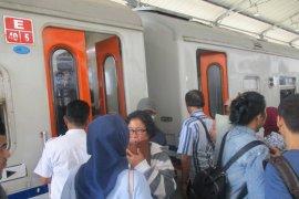 Selama Libur Panjang, Penumpang di Stasiun Kediri Capai 4.000 Orang/Hari