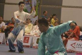 PBWI populerkan wushu tradisional lewat Bali Kungfu Championship 2018