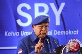 SBY akan sampaikan pidato politik