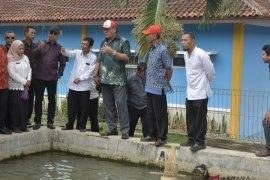 Badung pelajari budidaya perikanan air tawar Purwakarta