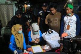 22 Warga Di Samarinda Terjaring Operasi BNN