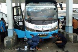 Dishub Sukabumi uji kelaikan angkutan umum