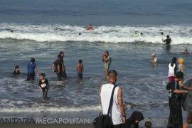 Pantai selatan Sukabumi masih aman untuk wisata