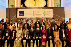 """Pertemuan AP-CAT (Asia Pacific Cities Alliance for Tobacco Control) """"Demi Indonesia dan Kota Bogor sehat"""""""