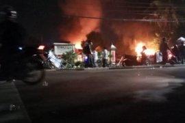 Kapendam Jaya: Situasi kondusif pascapembakaran Mapolsek Ciracas