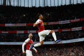 Menang atas Spurs, Aubameyang anggap penampilan terbaiknya bersama Arsenal