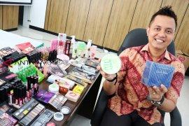 BBPOM Pontianak sita 148 jenis kosmetik ilegal