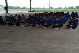 Bersama TNI AU, FPIK IPB gelar Training Softskill dan Bela Negara
