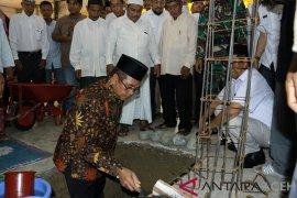 Pesan bupati Aceh Barat, jadikan rumah ibadah sebagai pemersatu bangsa