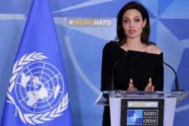 "Angelina Jolie dikabarkan negoisasi untuk film Marvels  ""The Eternals"""