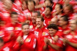 Ferrari akan selenggarakan pameran untuk hormati Michael Schumacher