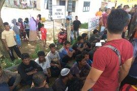 20 etnis Rohingya merapat di Aceh Timur