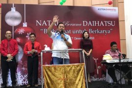 ASTRA-DAIHATSU Gorontalo Gelar Perayaan Pra Natal
