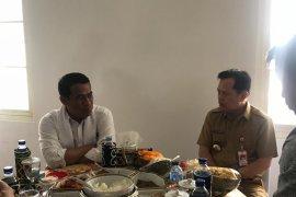 Bupati Tapin Hadiri Rakor Bersama Menteri Pertanian