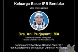Dosen IPB korban tsunami meninggal di puskesmas