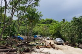 IPB mendata area pertanian terdampak tsunami di Banten