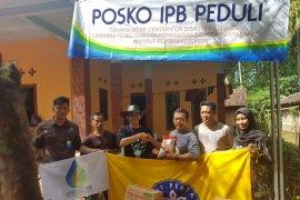 IPB dirikan posko tanggap bencana tsunami di Banten