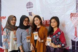 ULM students dominate finalists Antara TV presenter contest