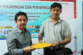Fauzan Ramon supported by 17 sports for KONI chairman candidacy