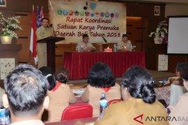 Sekda Bali dorong Pramuka buat diklat berkualitas