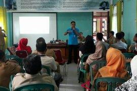 BNNK Pangkalpinang sosialiasikan Inpres terkait P4GN di Kecamatan Pangkalbalam