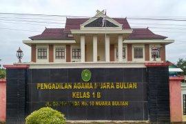 Pengadilan Agama Muarabulian terima 500 perkara cerai