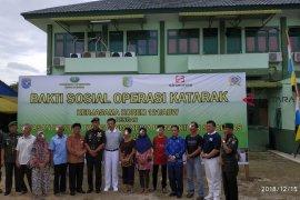 238 warga empat kabupaten ikut operasi katarak gratis