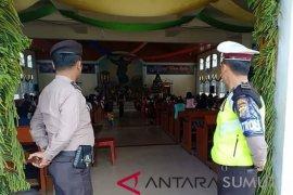 Amankan Natal di Taput, 189 personel gabungan disiagakan