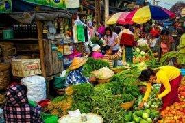 Sayur buncis di Ambon Rp60.000/kg
