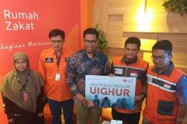 Rumah Zakat kirim bantuan-tim kemanusian untuk Muslim Uighur