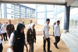 Monitoring bangunan RSUD H Boejasin