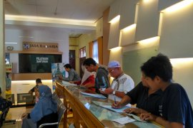 Realisasi pajak UPTD Samsat Batanghari 98,76 persen