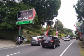 Polres Bogor maksimalkan penempatan personel di jalur Puncak