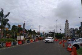 Satlantas Polres Bogor perluas informasi jalur Puncak