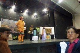 Pameran lukis Rizali Noor dari masa ke masa