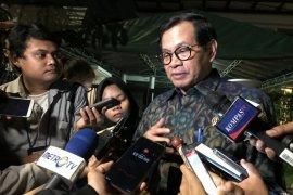 Jusuf Kalla pimpin rapat TKN Jokowi-Ma'ruf di Dharmawangsa