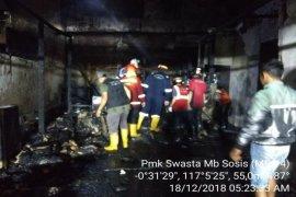 Tim Labfor Selidiki Kebakaran Tewaskan Tujuh Orang