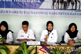 BNNK: Belasan OPD belum laksanakan Inpres 2018