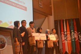 Herdina, mahasiswa Statistika IPB dinobatkan sebagai Master in Data Analytics