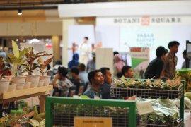 Meriahnya Pasar Rakyat Tani 2018