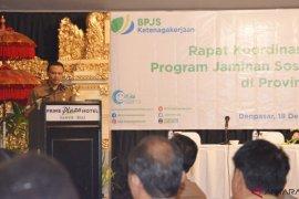 Sekda Bali: tingkatkan kepesertaan BPJS Ketenagakerjaan
