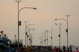 Kabupaten Ketapang akan dipasang 10 ribu lampu jalan tenaga surya