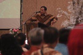Peragakan Gaya Gatotkaca, Prabowo Kisahkan Masa Kecilnya