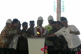 Presiden Jokowi resmikan pembangunan Tol Banda Aceh-Sigli