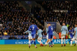 Manchester City kalah lagi, terperosok di markas Leicester