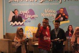 Sekolah Vokasi IPB persiapkan mahasiswanya jadi jurnalis kompeten