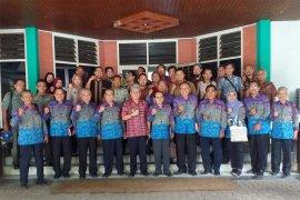 TP4K Lampung Advokasi Pembangunan Kehutanan