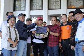 Wagub Lampung Bachtiar Basri Tinjau Penanggulangan Bencana Tsunami Di Kalianda