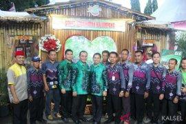 "Kecamatan Kalumpang hadirkan stand ""Rumah Sehati Plus Cinta"""