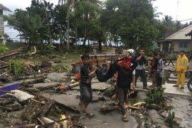 Korban Tsunami Selat Sunda